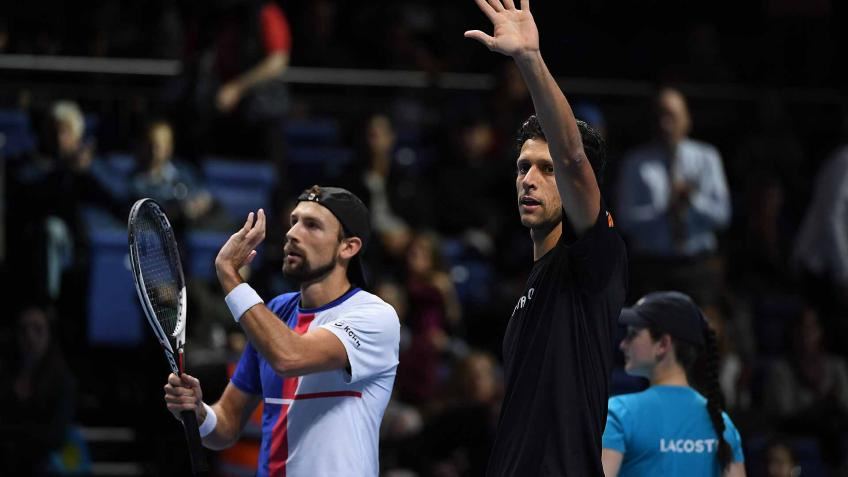 Lukasz Kubot and Marcelo Melo qualify for Nitto ATP Finals