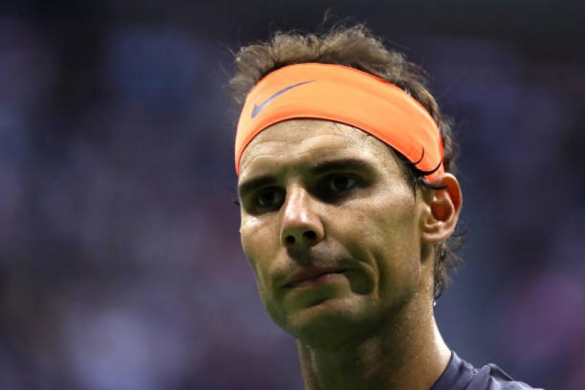 Vienna Open Director: 'Rafael Nadal is not fit to compete.While Djokovic..'