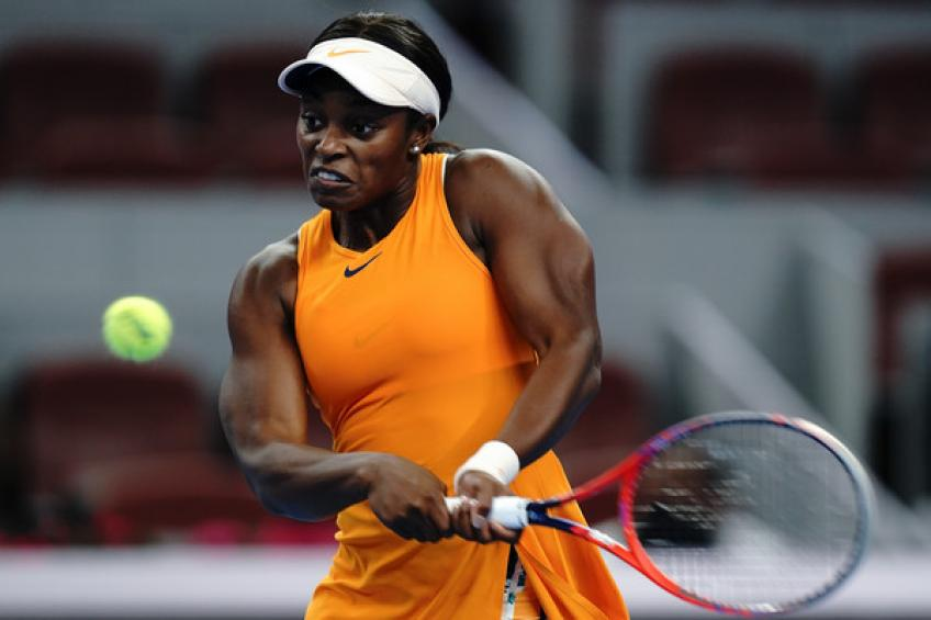 Former US Open champ Stephens qualifies for first WTA Finals