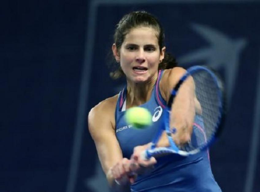 Wta Luxembourg: Julia Goerges will meet Eugenie Bouchard for the final