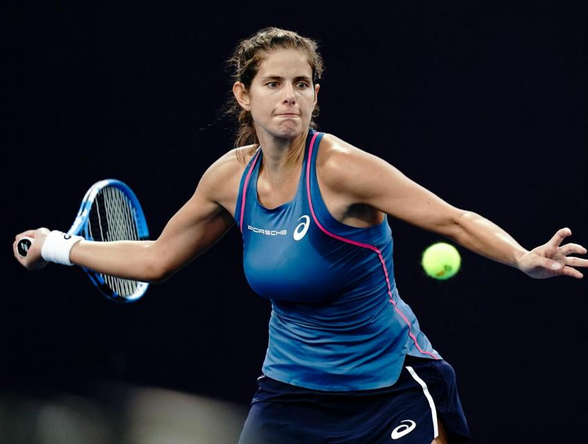 Yastremsky lost to Bencic in the semifinals of the tournament in Luxembourg