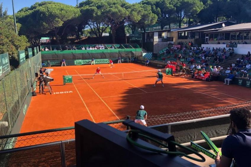 Davis Cup: Portugal tops South Africa to reach 2019 Qualifiers stage