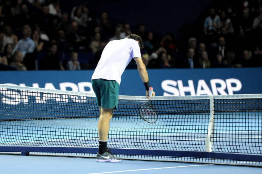 Roger Federer: Problems with Basel tournament director touched me a lot