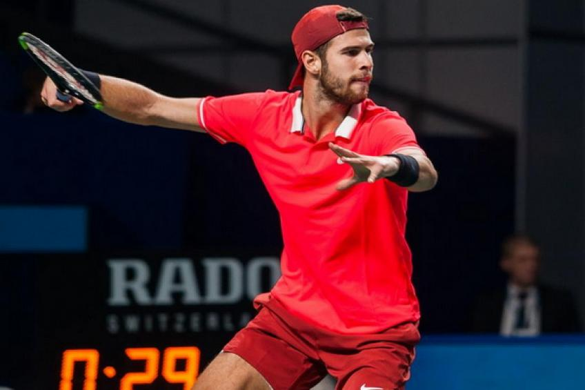 ATP Moscow: Karen Khachanov eases past Adrian Mannarino to win the title