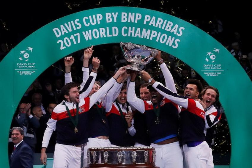 Davis Cup and Wimbledon: Of business, history or common sense?