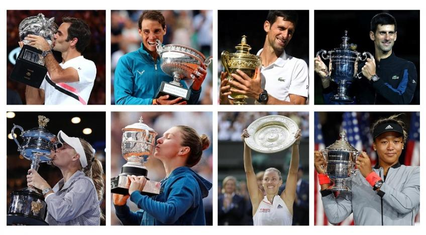 What was 2018's most exciting Slam?