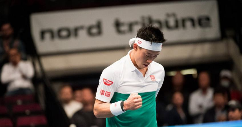 Kei Nishikori cruises into Erste Bank Open final
