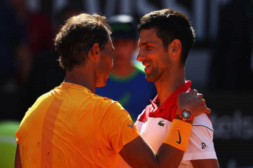 Nadal out of Paris, Djokovic back at No. 1