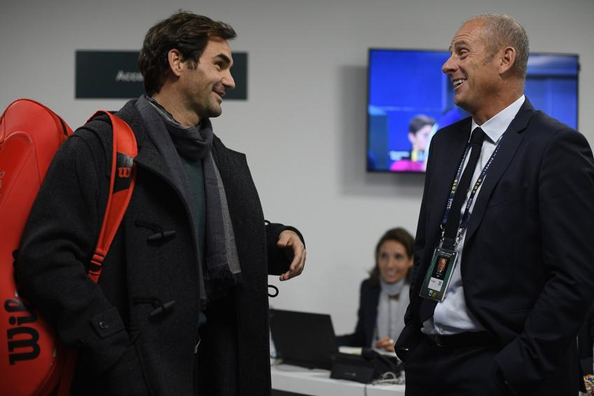 Federer confirms Paris Masters participation