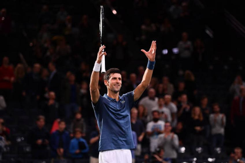 'Djokovic wasn't himself on court, he had dropped mentally' - Mouratoglou