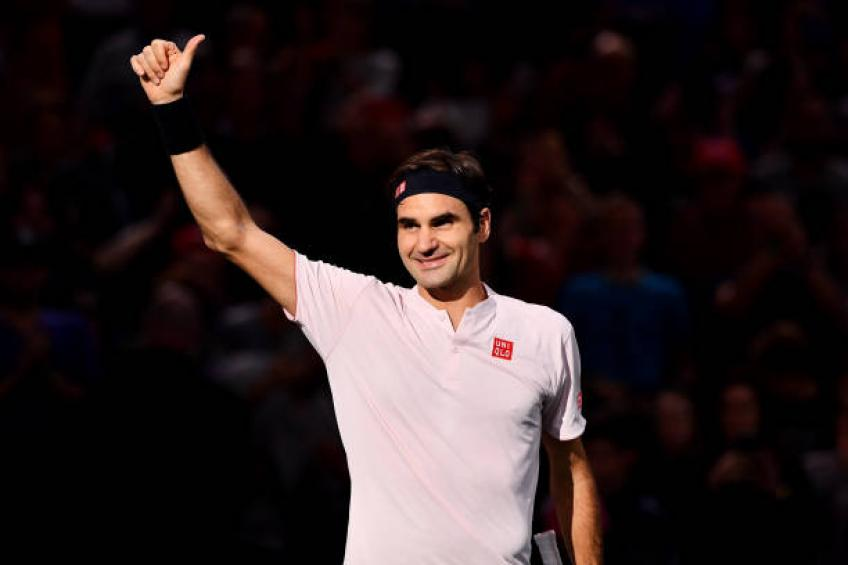 Roger Federer explains why he is not the greatest player ever