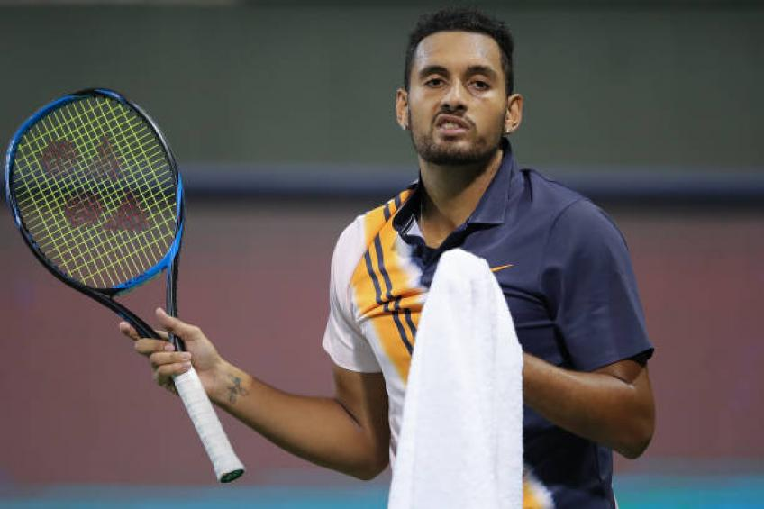 Shanghai Masters opens up on Nick Kyrgios's controversial behaviour