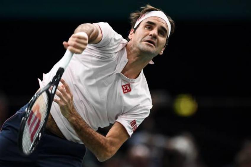 Roger Federer is not serving at 100 per cent, says Annabel Croft