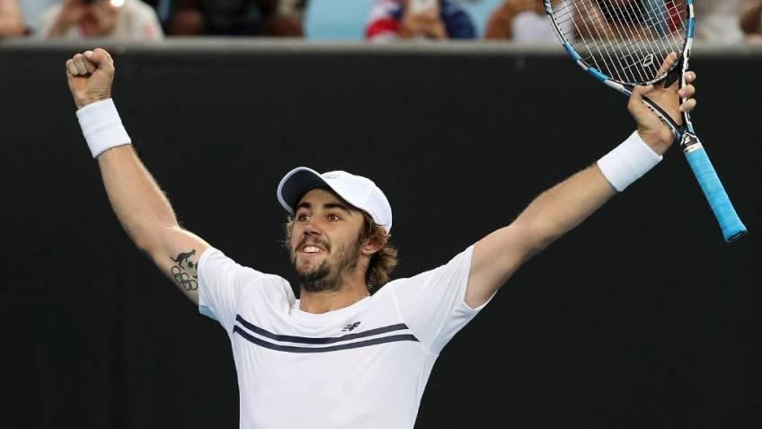 Jordan Thompson becomes second player to get 52 Challenger wins in one year