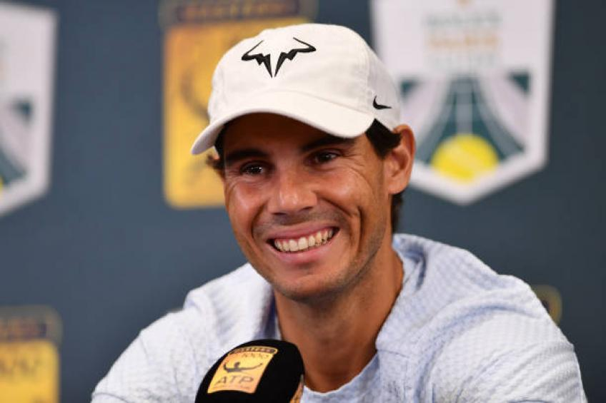 Season over for injured Nadal