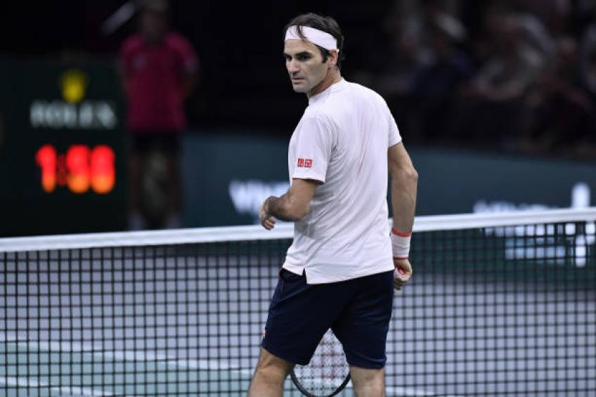 Roger Federer loses without getting broken: it's the third time it happens