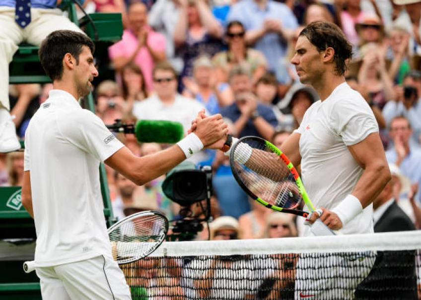 Roger Federer, Novak Djokovic divided over future venue for ATP Finals