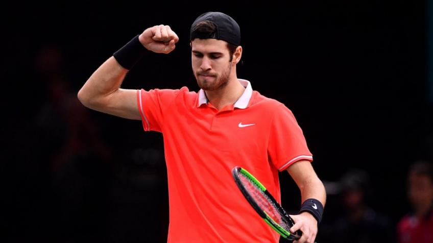 Karen Khachanov: Beating world No. 1 to win Masters title means world to me