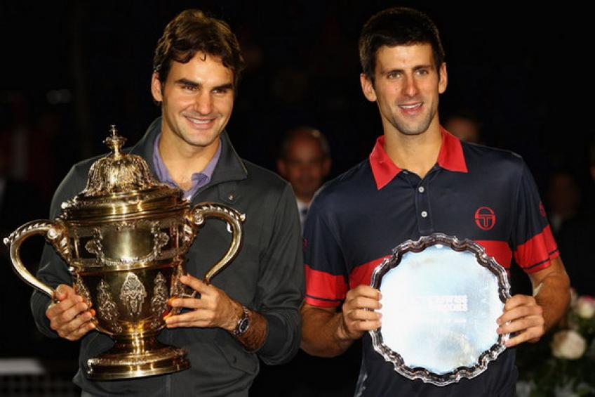 Roger Federer, Novak Djokovic top the bill for London finale