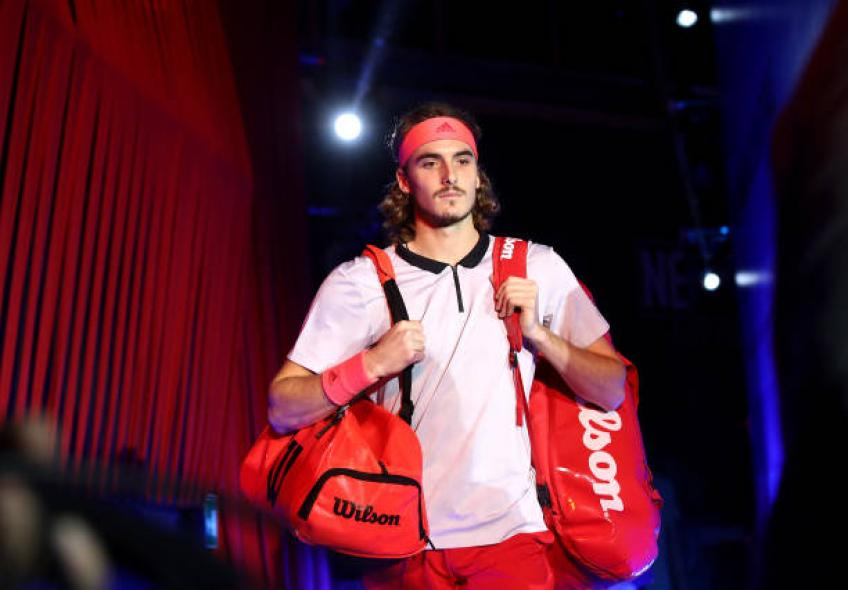 Stefanos Tsitsipas overcomes Alex De Minaur to win Next Gen Finals