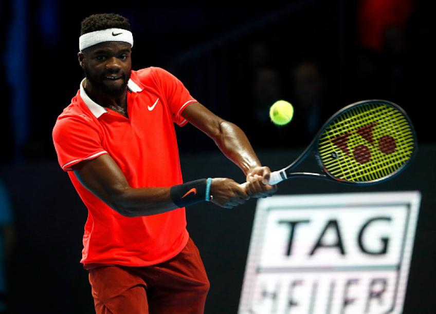 Frances Tiafoe impressed by big Next Gen ATP Finals Prize Money