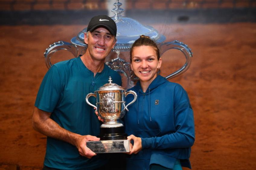 Simona Halep and Darren Cahill part ways after three successful years