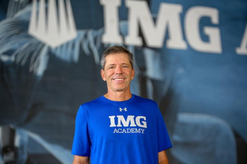 Jimmy Arias returns to IMG Academy as Director of Player Development