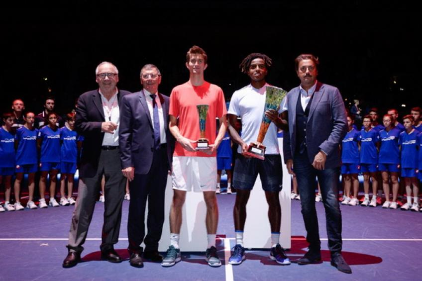 Reilly Opelka, Elias Ymer and Alexander Bublik lead yongsters charge