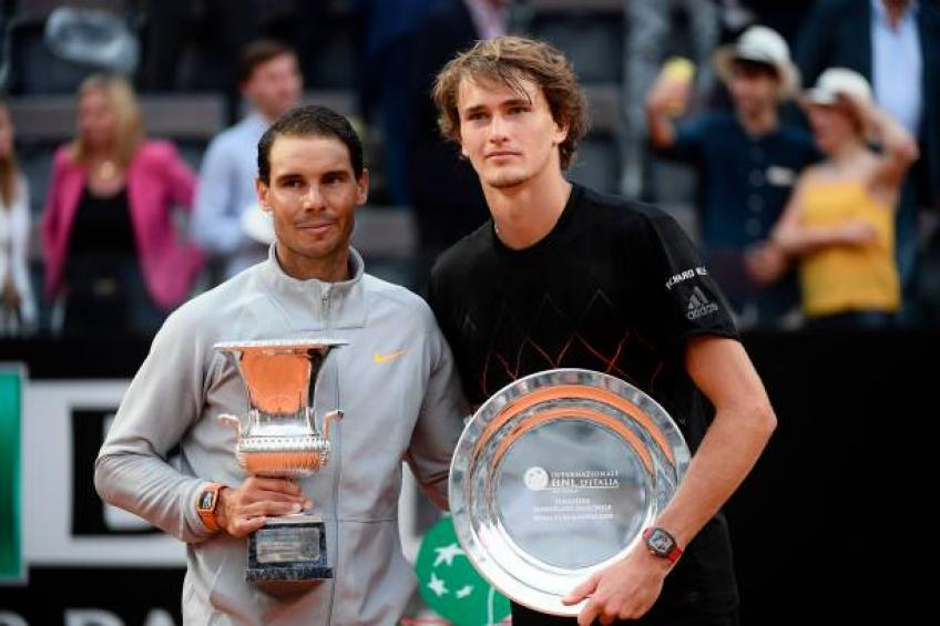 Zverev: 'Rafael Nadal will be the only top player competing in Davis Cup'