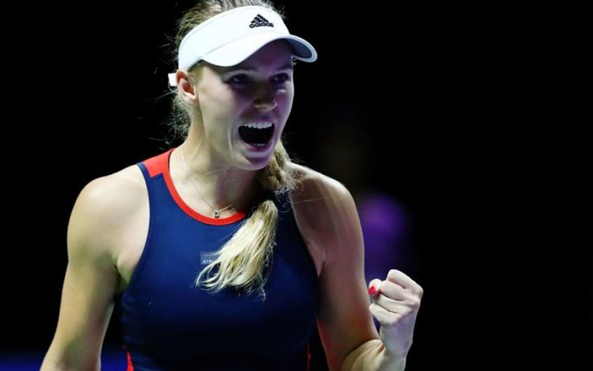 What does the future hold for Caroline Wozniacki?