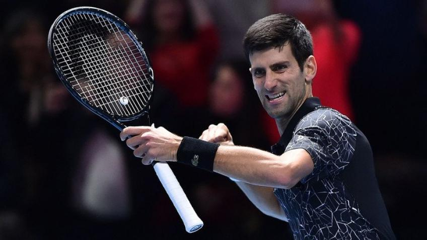 Novak Djokovic confirms illness fears after Alexander Zverev win — ATP Finals
