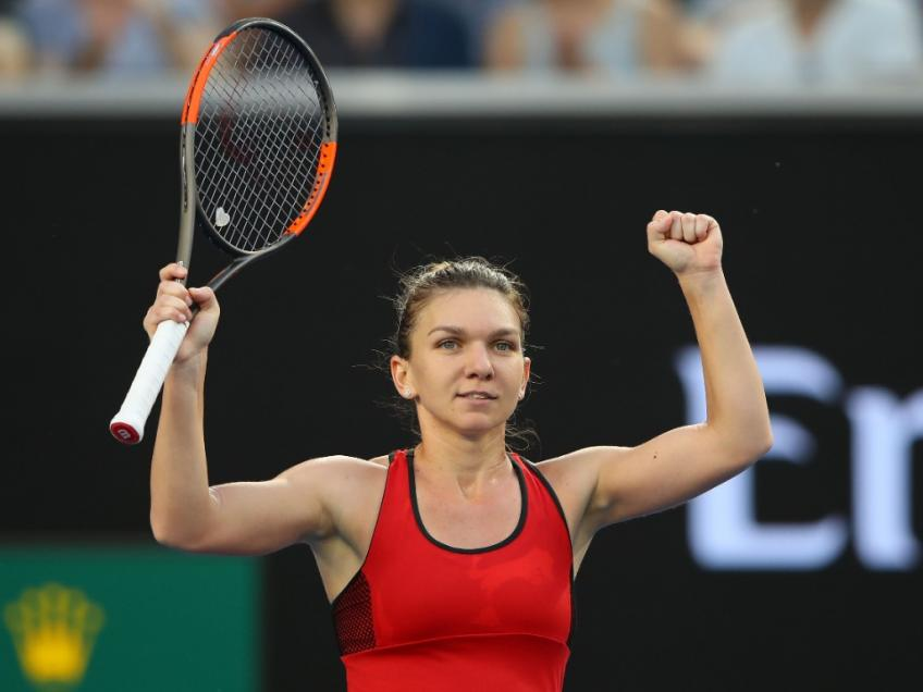 Simona Halep and Dominika Cibulkova shine as the marathon women of the year