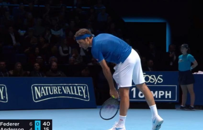 Federer vs Anderson Highlights (HD) 2018 ATP Finals