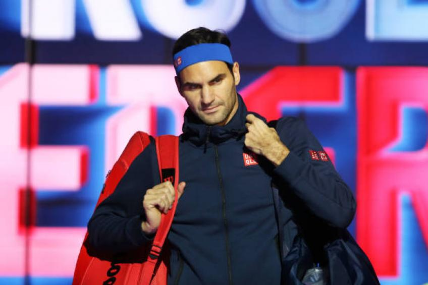 Roger Federer says Laver Cup don't get favours from Australian Open