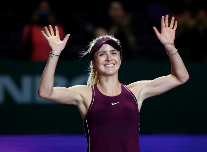 Elina Svitolina now has a challenge to do well in Slams
