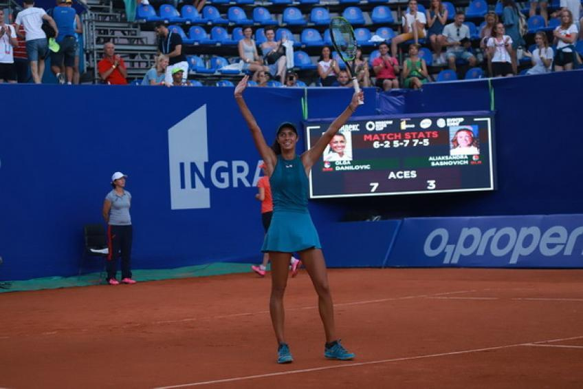 WTA Spotlight: Top 100 debutants - Olga Danilovic