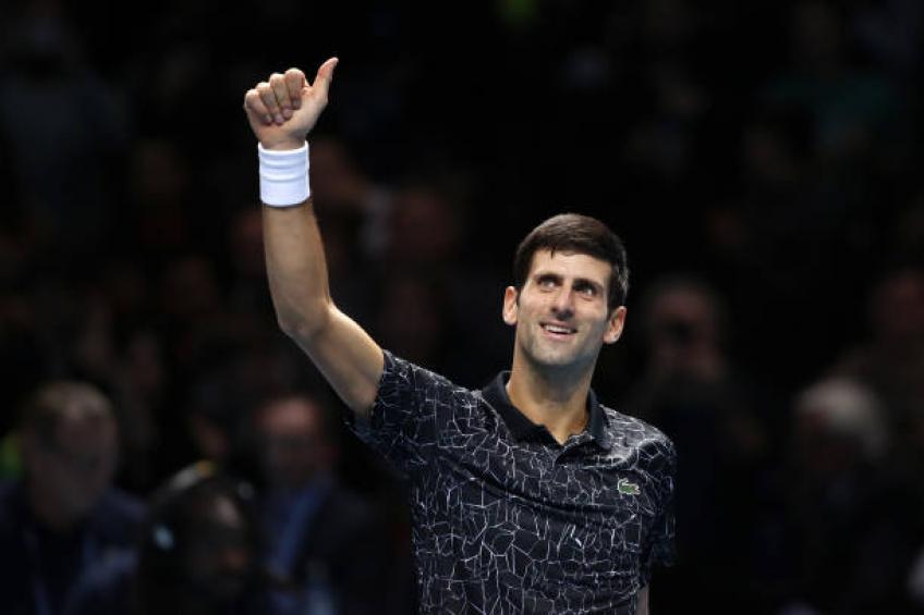 Djokovic: Not easy for new players to breakthrough with me, Roger Federer