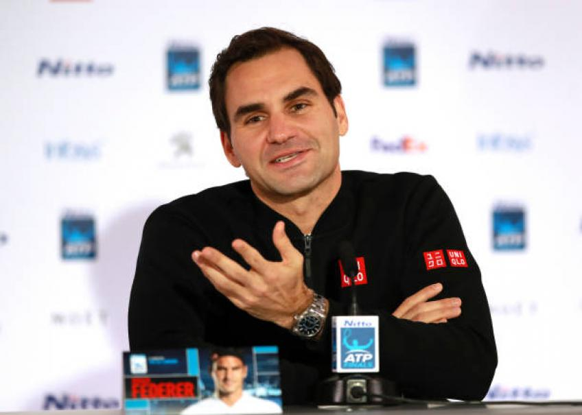 Roger Federer: 'I believe I can keep playing and win again'