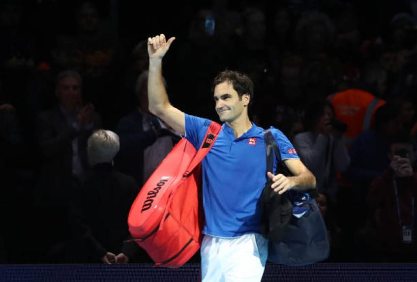 Roger Federer reveals hand pain still bothers him