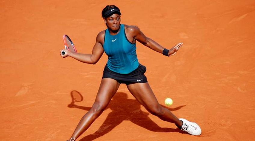 Is Sloane Stephens' potential yet to be discovered?