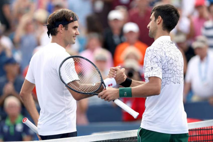 Djokovic was not influenced by talk of Federer's special treatment: Pundit