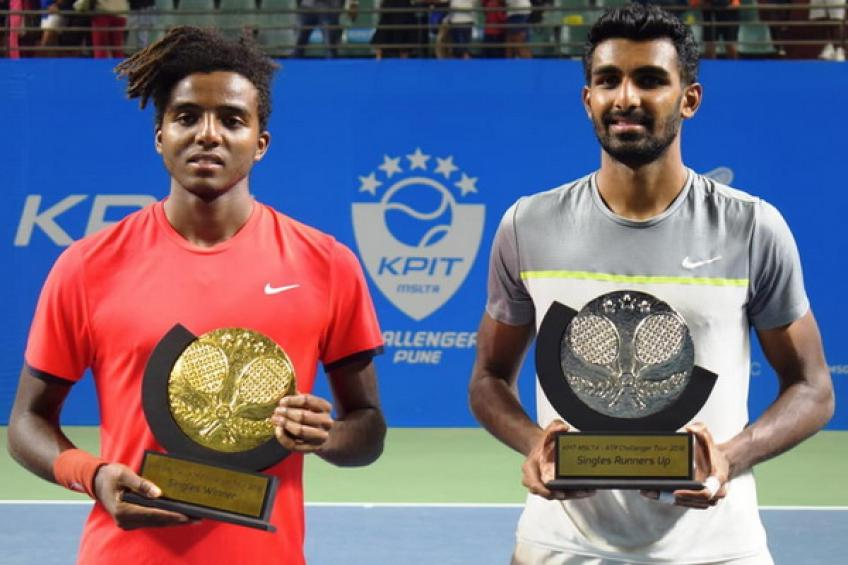 Ugo Humbert and Elias Ymer claim last Challenger titles of the season