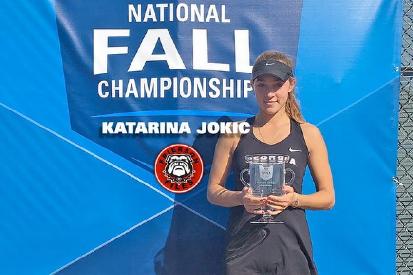TWUSA with Katarina Jokic: 'Novak Djokovic and Serena influenced my career'