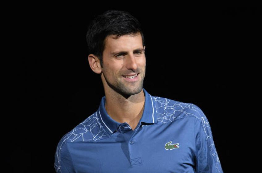 Joao Sousa: Novak Djokovic came back from a very tough place