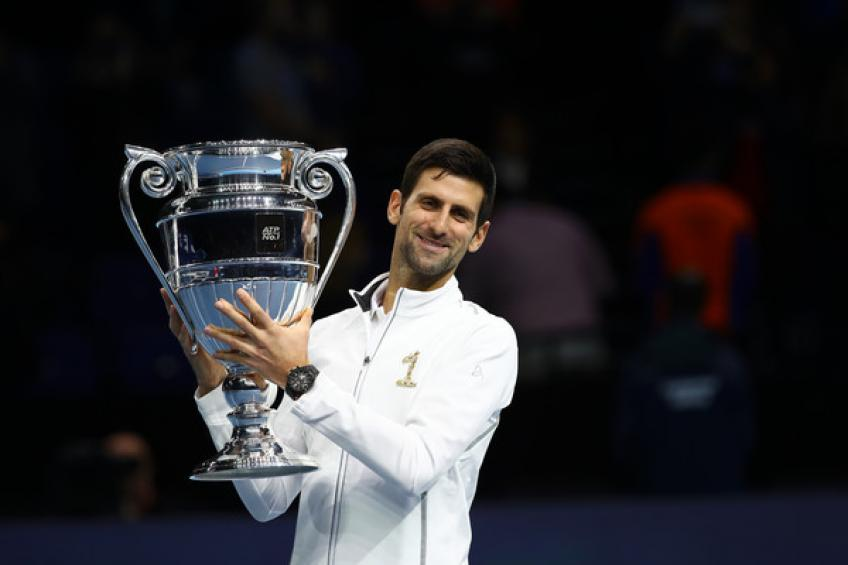 Novak Djokovic secures the ultimate ranking record as the oldest..