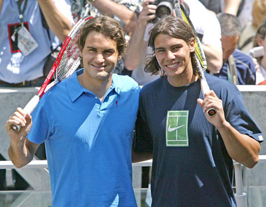 Tour Insider explains why Roger Federer, Rafael Nadal are great persons