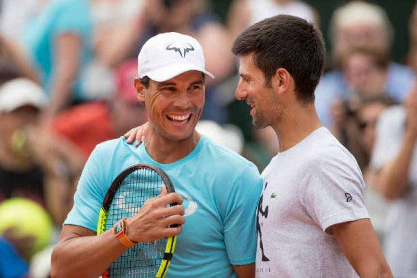 Abu Dhabi - Draw: Rafael Nadal, Novak Djokovic could face off in the final