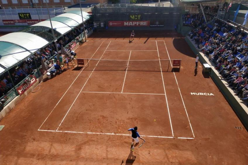 Murcia Club de Tenis 1919 to celebrate the 100th anniversary in special way