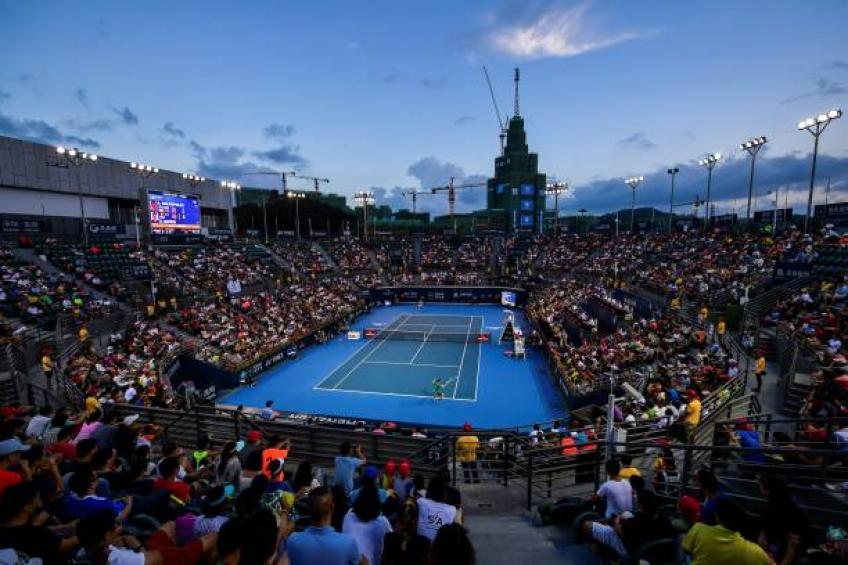 ATP Shenzhen Open to be relocated to Zhuhai next year