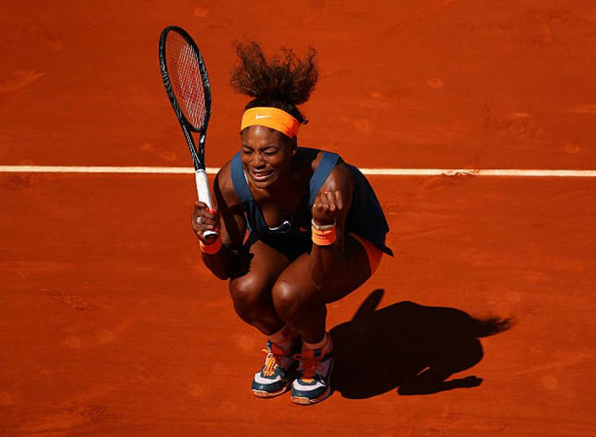 Kuznetsova: Serena Williams is allowed to do things that others can't